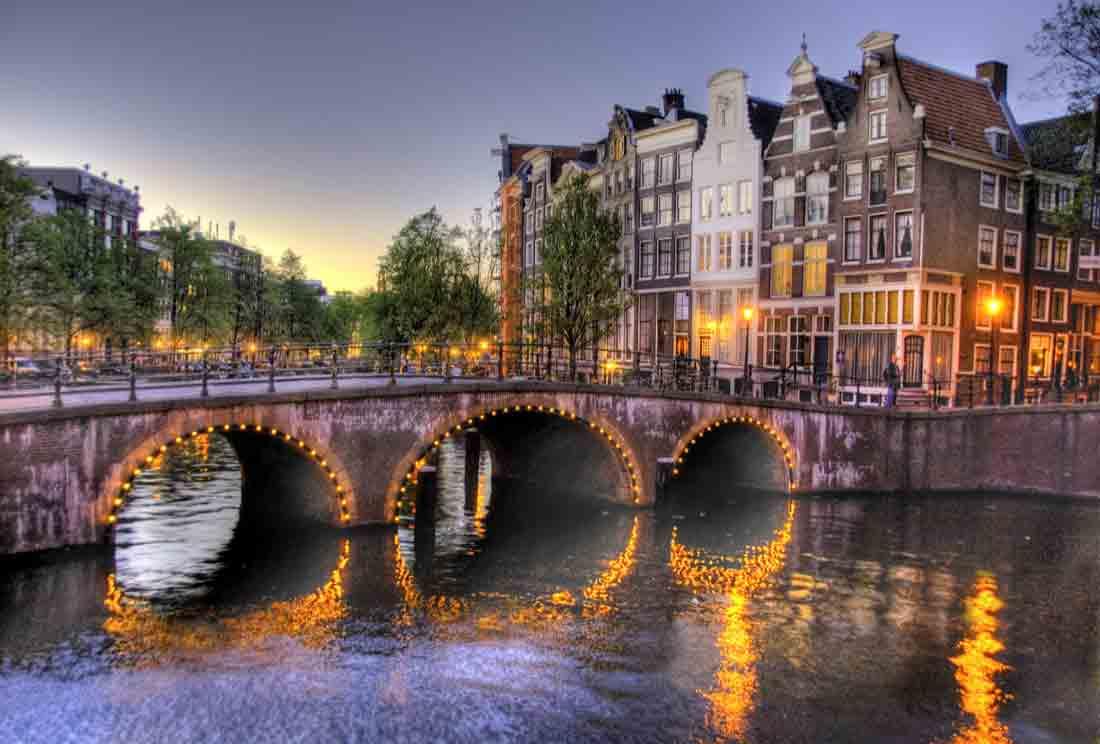 Viajes para Estudiantes en Ámsterdam