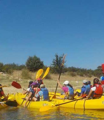 campamento de verano Sierra de Madrid English Camp-