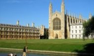 Cambridge Menu cursos de idiomas