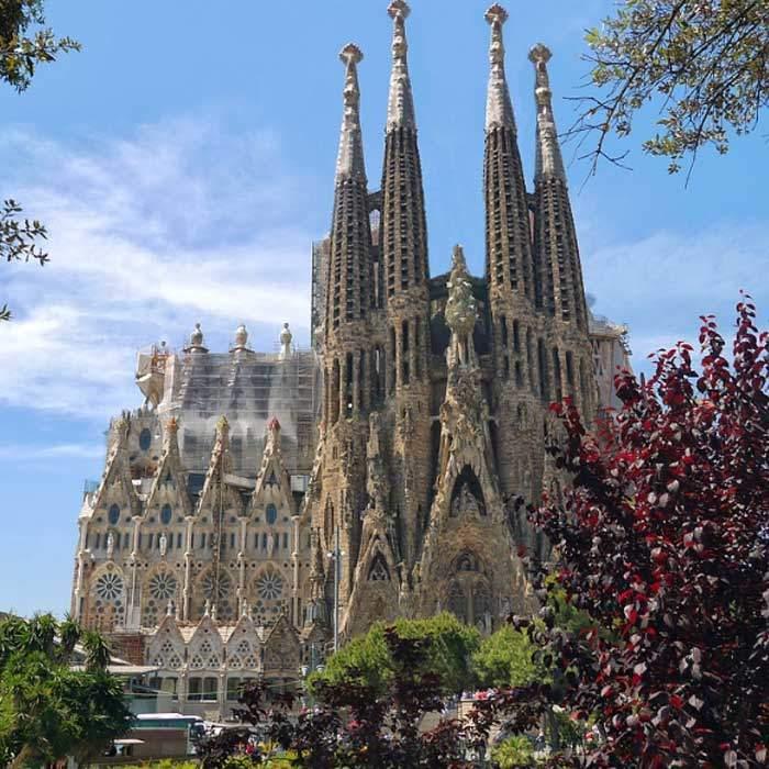 Campamento de Verano en Barcelona