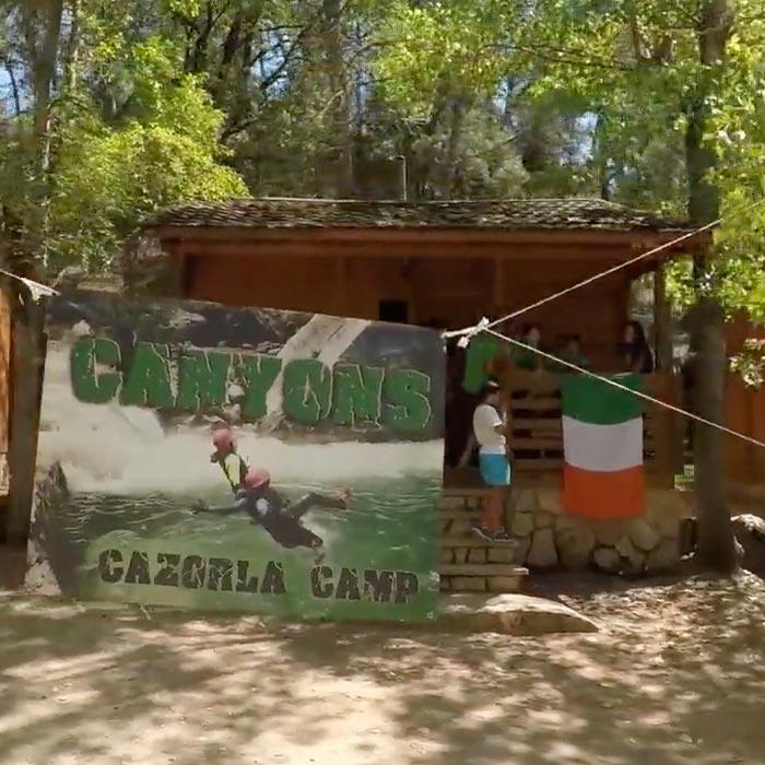 Campamento de Verano en Inglés en Cazorla