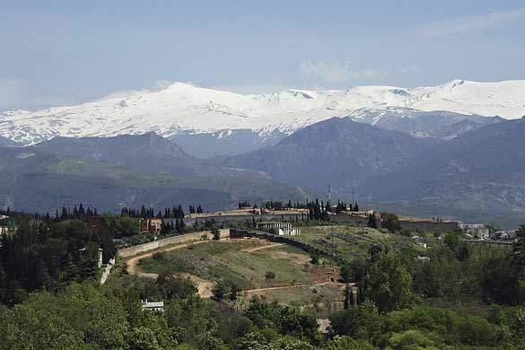 Granada Activo viajes fin de curso colegios
