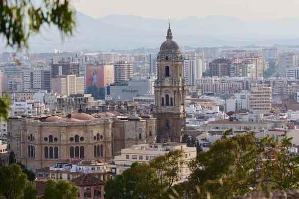 Málaga Cultural paquete viaje fin de curso colegio