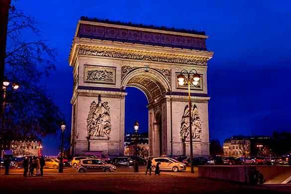 Viajes fin de curso Paris