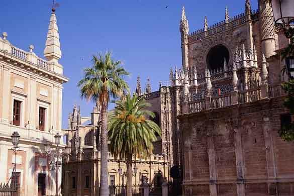 Sevilla a tu aire paquete viaje colegios