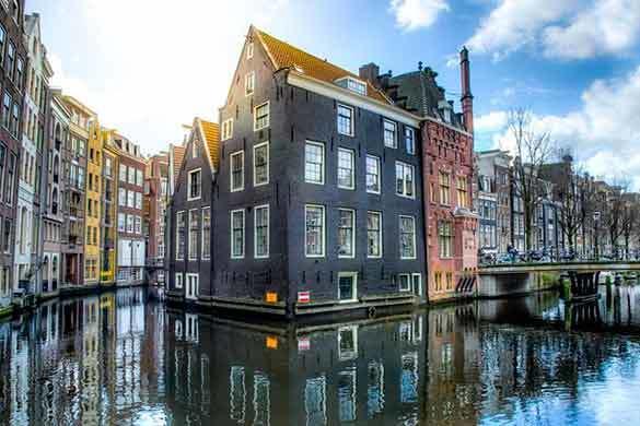 Amsterdam paquetes viaje fin de curso