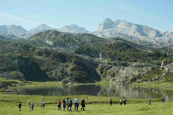 Asturias activo paquete viajes fin de curso colegio