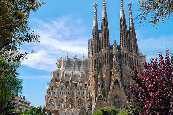 Barcelona paquete viajes fin de curso colegio