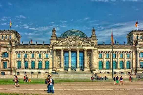 Viajes fin de curso Berlín