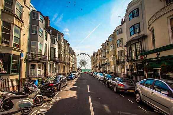 Brighton fin de curso colegio