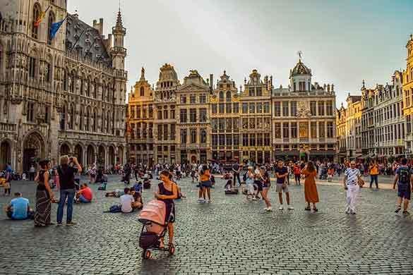 Viajes fin de curso Bruselas