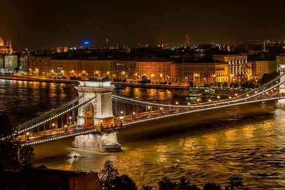Viajes fin de curso a Budapest