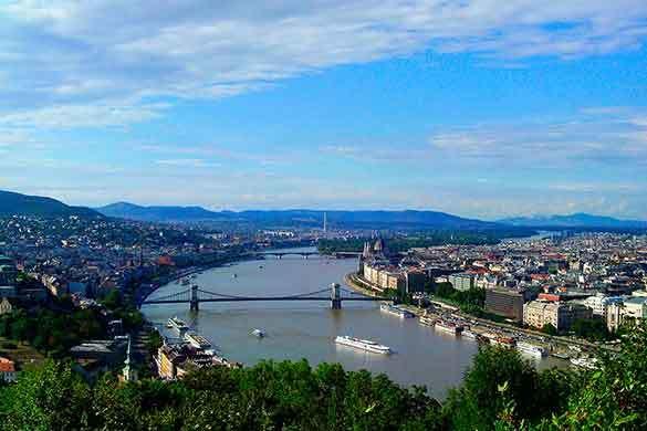Budapest viajes para grupos