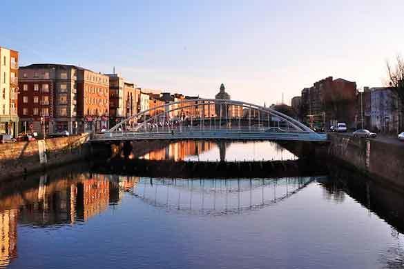 Dublin paquete viajes fin de curso colegios