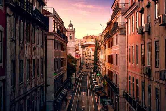 Lisboa viajes para escolares