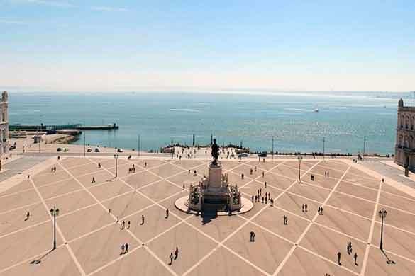 Lisboa para grupos escolares