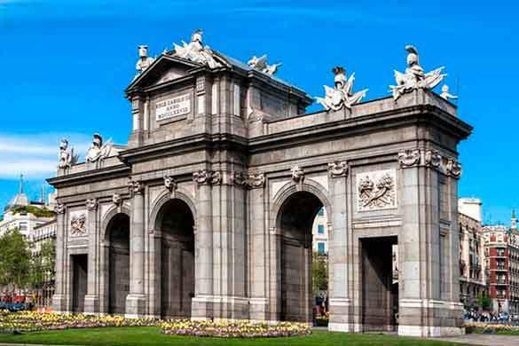 Madrid paquete viaje en grupos