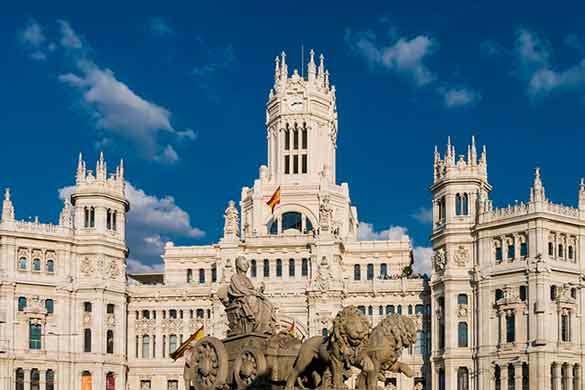 Madrid Paquete viaje fin de curso colegio
