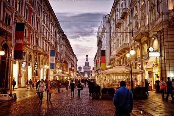 Viaje fin de curso a Milán