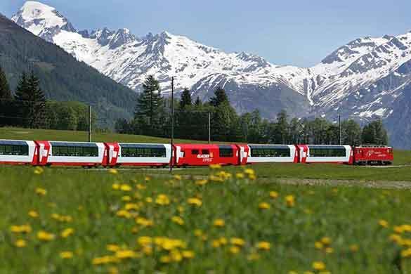 Milán alpes suizo viajes escolares