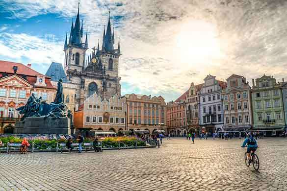 Praga viaje fin de curso colegio