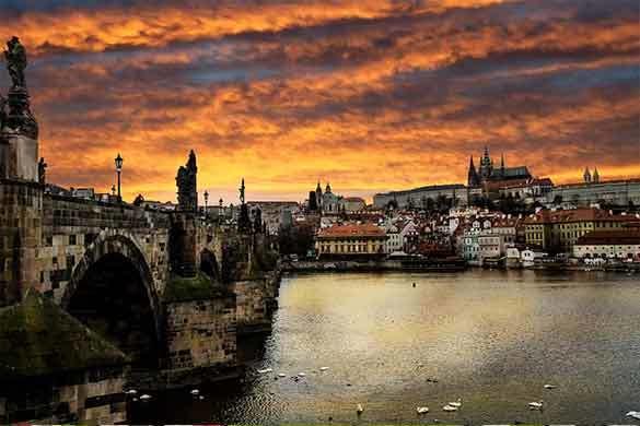 Praga paquete viaje colegios