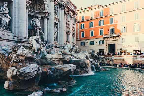 Roma viajes fin de curso