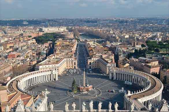 Roma cultural viajes fin de curso