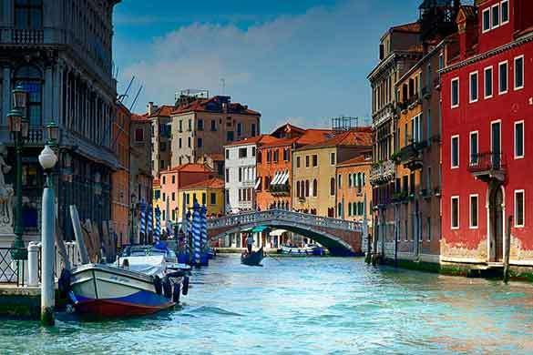 Venecia Viajes fin de curso
