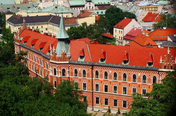 Cracovia espres paquete viaje colegio