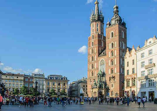 Cracovia paquete viaje fin de curso colegio