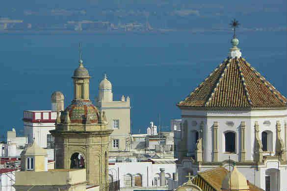 Cádiz paquete viaje alumnos