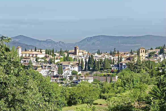 Sierra Nevada esquí + Granada paquete viaje en grupos