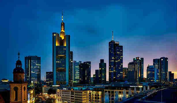 frankfurt a full paquete viaje en grupos