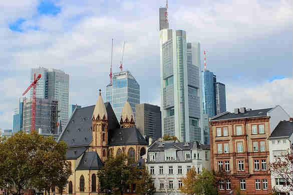frankfurt cultural pquete viaje fin de curso