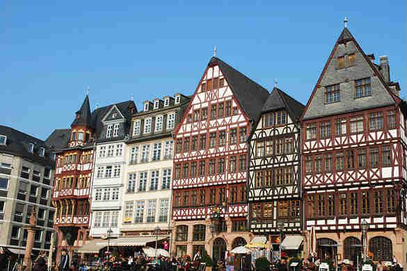 frankfurt espres paquete viaje alumnos